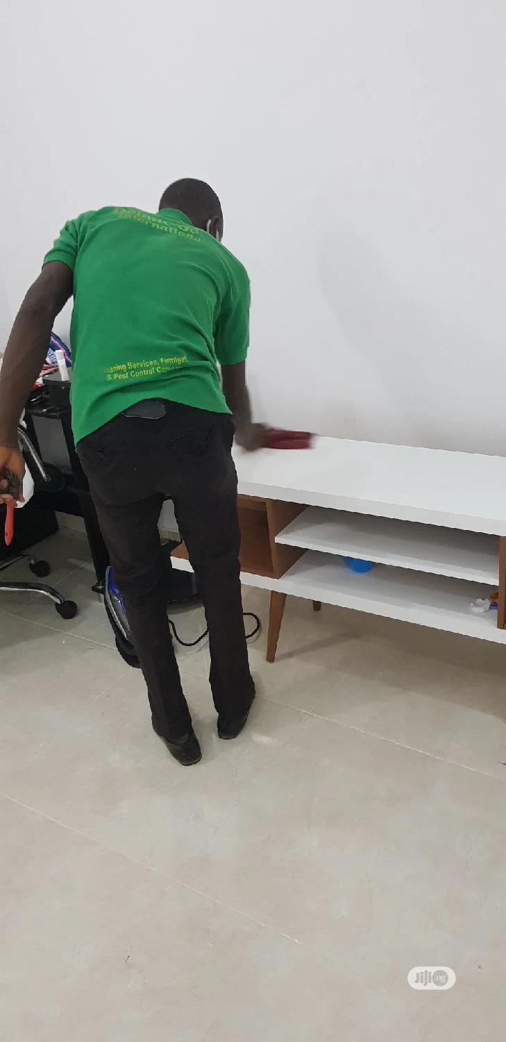 Best Cleaning Services Company in Yaba Lagos