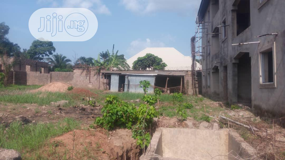 Semi Completed 6 Bedroom Flats at Amorji Nike With C of O