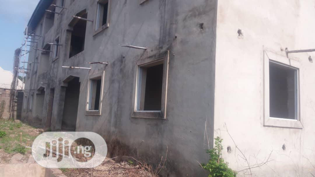 Semi Completed 6 Bedroom Flats at Amorji Nike With C of O | Houses & Apartments For Sale for sale in Enugu, Enugu State, Nigeria