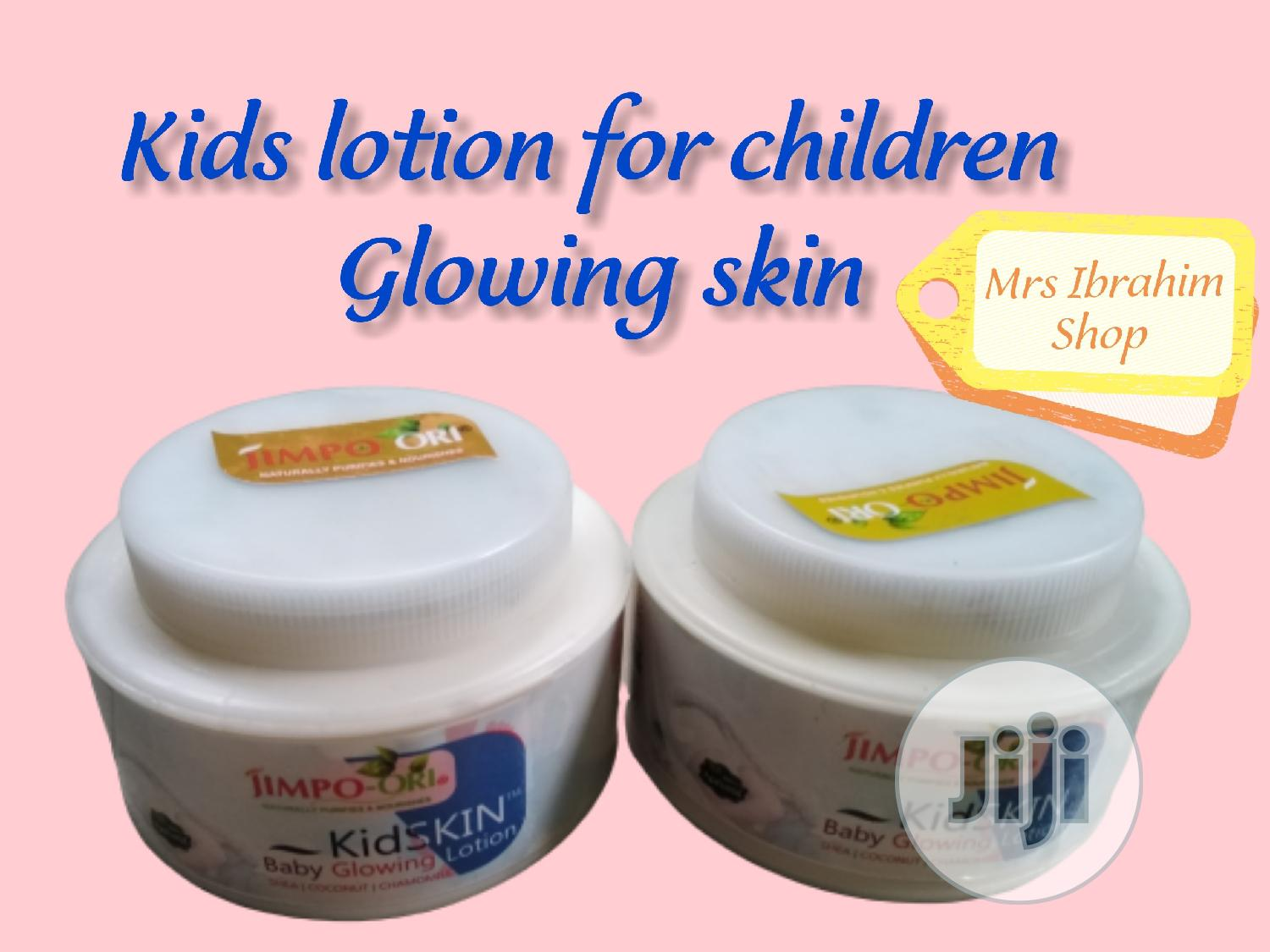 Jimpo Kid Lotion