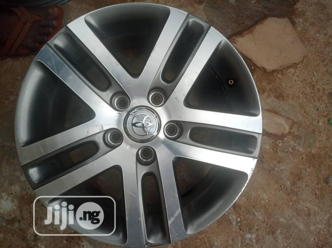 Rims For All Cars Jeep Etc Grade A With Quality Upgrade Now