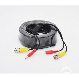 30M BNC Video Power Cable For CCTV Camera | Accessories & Supplies for Electronics for sale in Lagos State, Ikeja