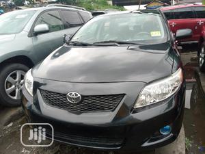 Toyota Corolla 2010 Black | Cars for sale in Lagos State, Apapa