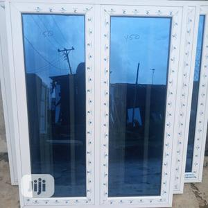 Aluminum Casement Window With Net | Windows for sale in Lagos State, Agege