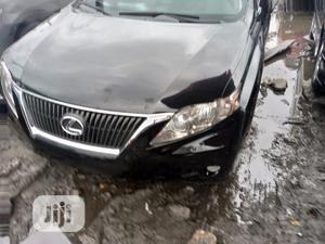Lexus RX 2011 350 Black | Cars for sale in Lagos State, Apapa