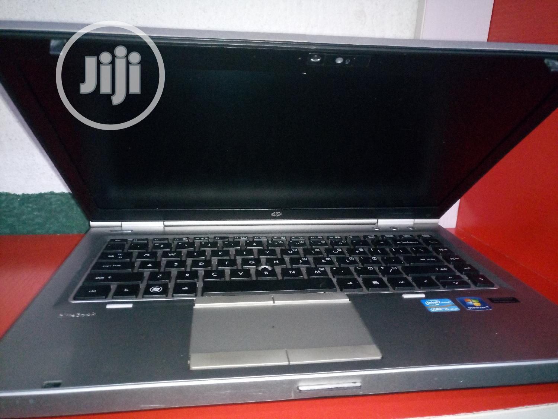 Laptop HP EliteBook 8460P 4GB Intel Core i5 HDD 500GB | Laptops & Computers for sale in Enugu, Enugu State, Nigeria