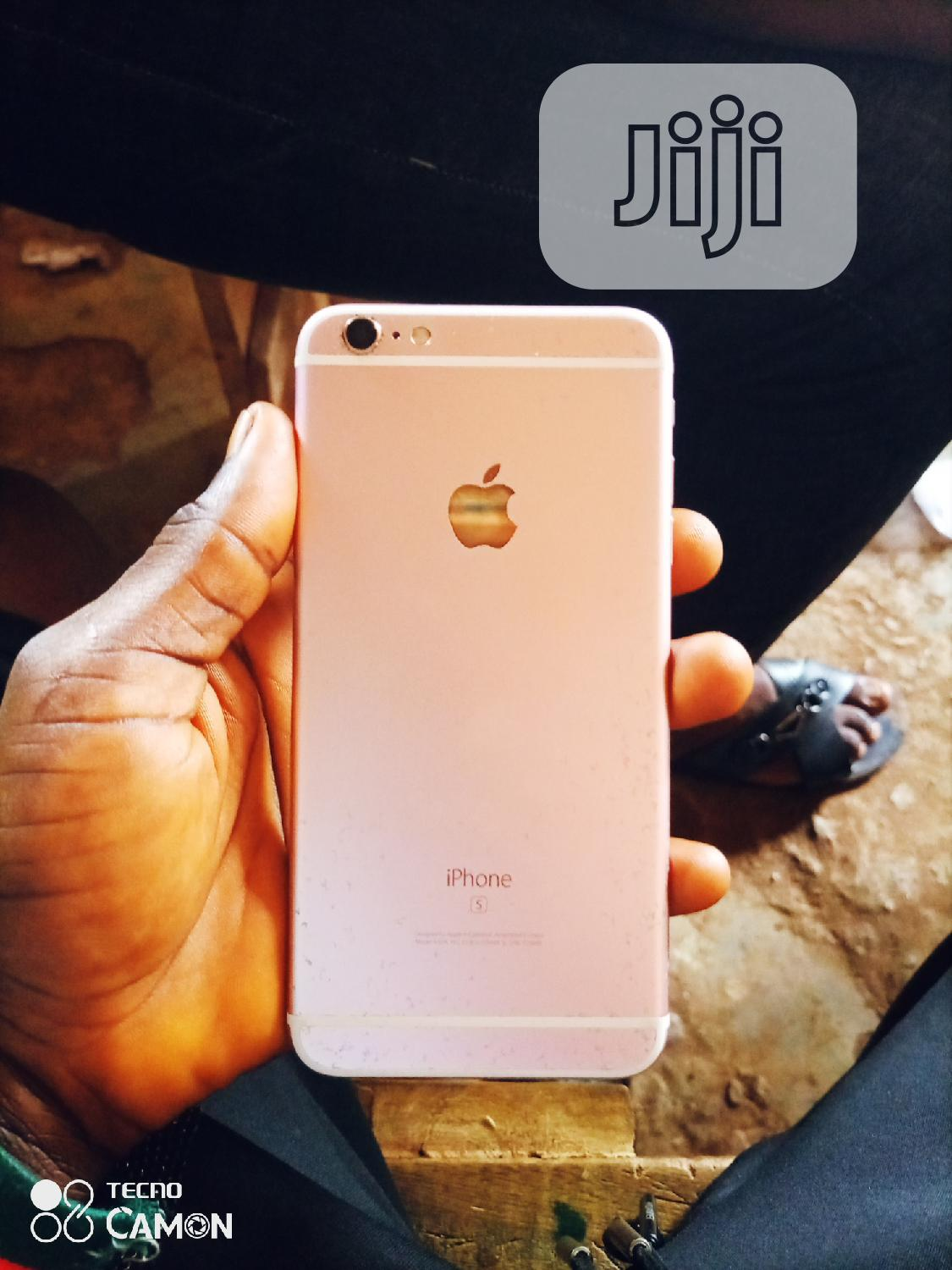 Archive: Apple iPhone 6 Plus 16 GB Gold