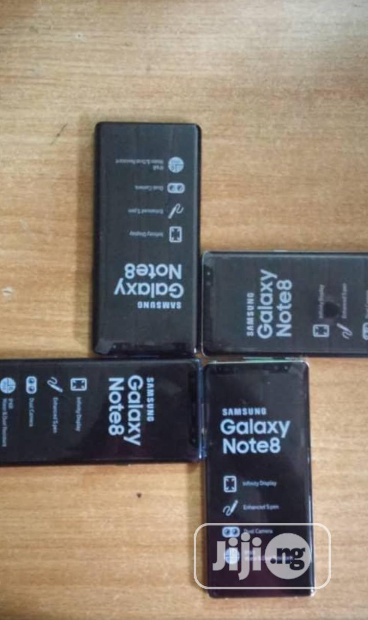 Samsung Galaxy Note 8 64 GB Black | Mobile Phones for sale in Lekki, Lagos State, Nigeria