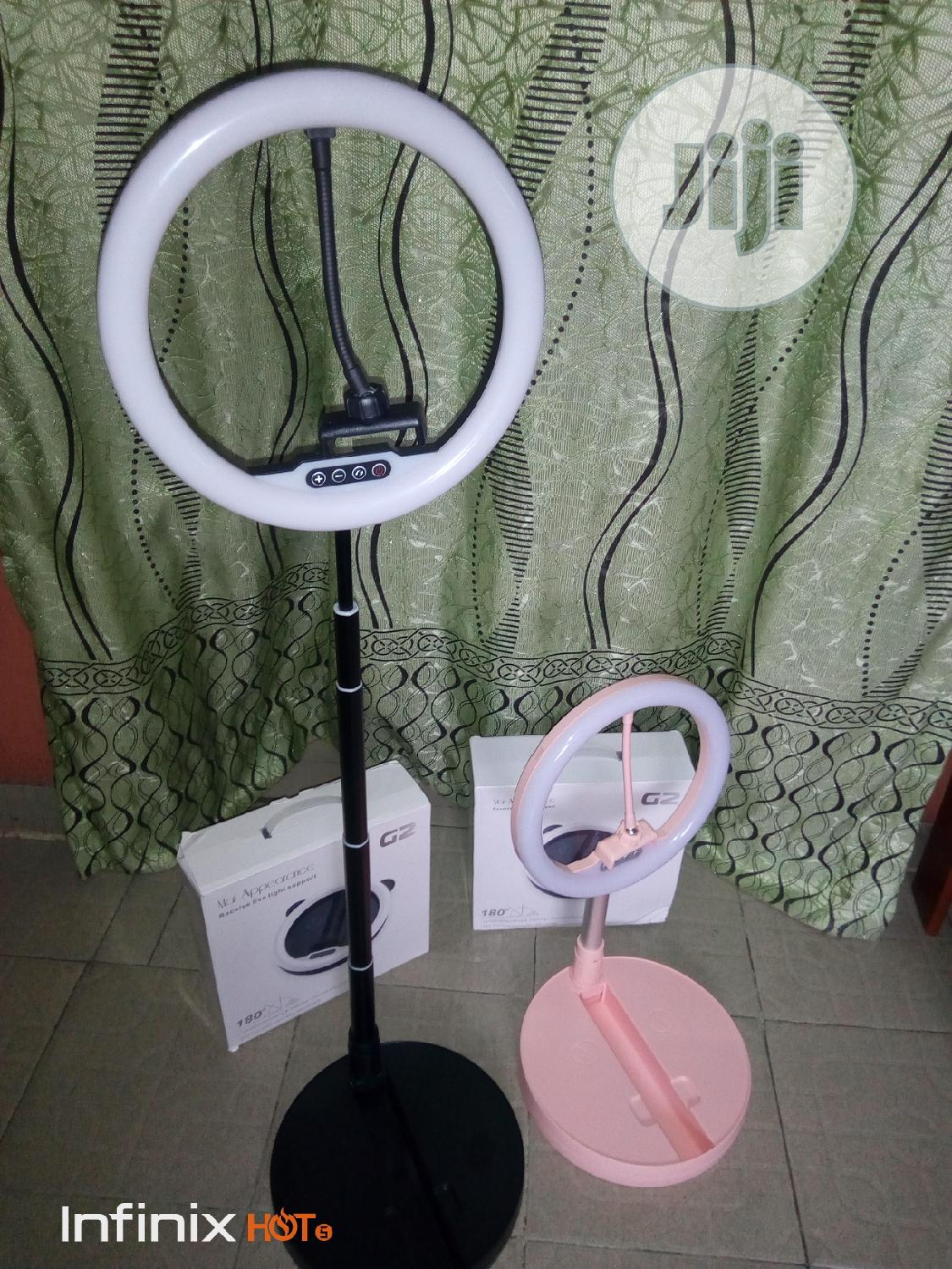 Ringlight Foldable 10inches