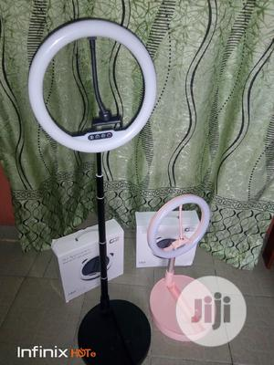 Ringlight Foldable 10inches | Accessories & Supplies for Electronics for sale in Lagos State, Amuwo-Odofin