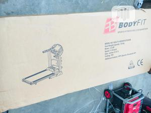 2hp Treadmill (Bodyfit) Premium Quality | Sports Equipment for sale in Lagos State, Epe