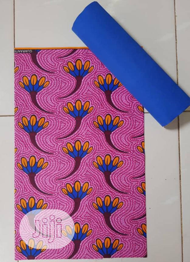 Ankara Plain And Pattern | Clothing Accessories for sale in Aba North, Abia State, Nigeria