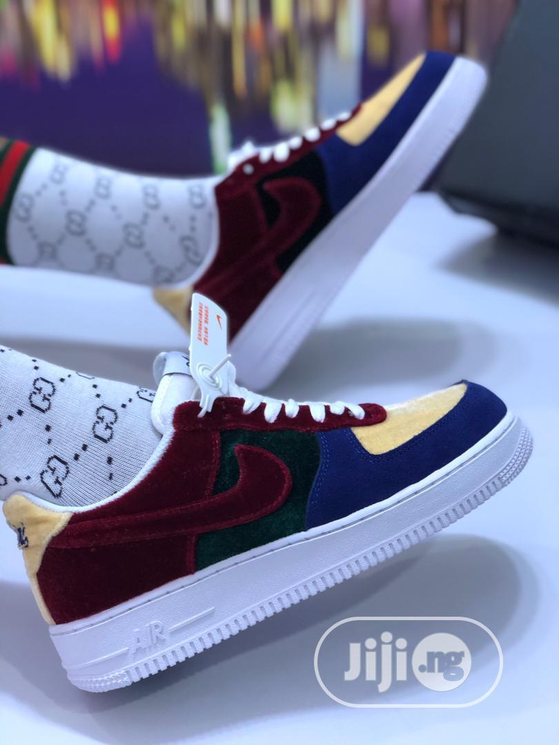Original Nike Air Canvas Shoe Available