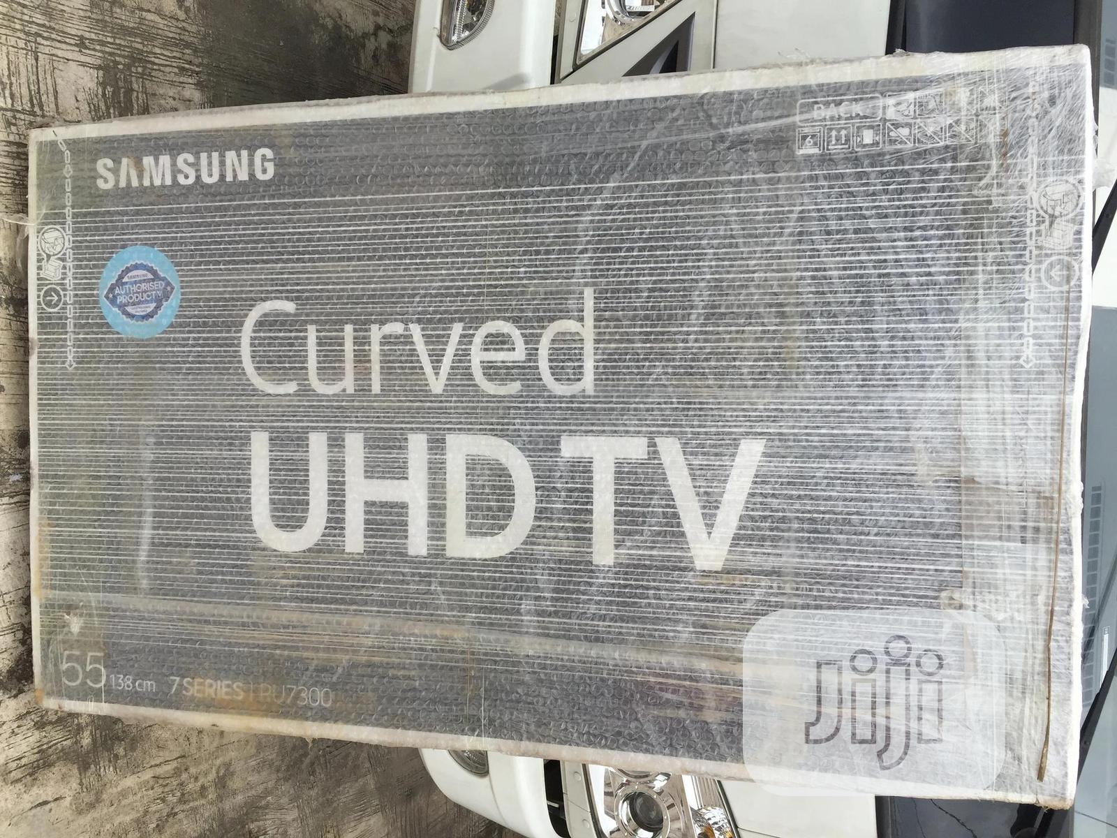 Archive: Samsung 55 Inches Curved UHD Smart Television