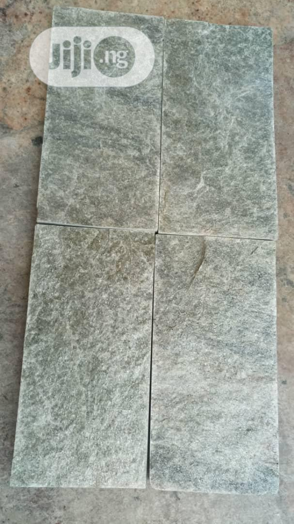 Marble Stone (Cultured Stone) For Exterior Beautification.