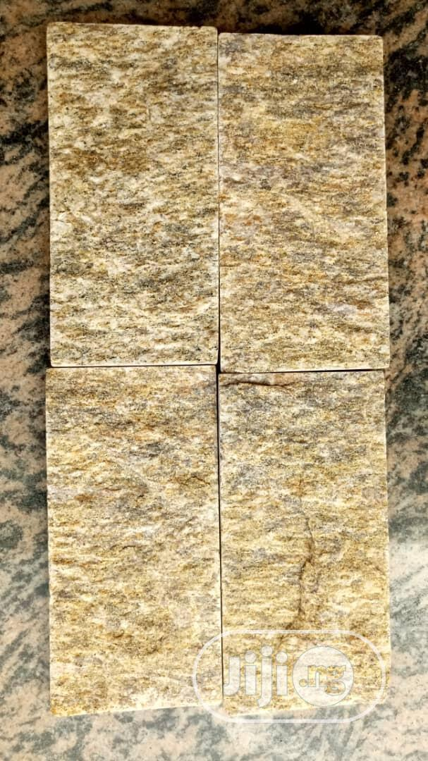Marble Stone (Cultured Stone) For Exterior Beautification.   Building & Trades Services for sale in Ikoyi, Lagos State, Nigeria