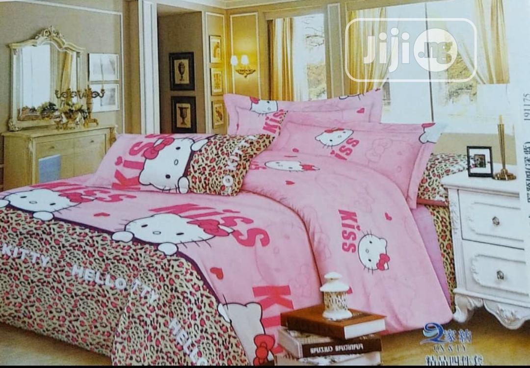 Quality 6x6 Complete Bedding Set
