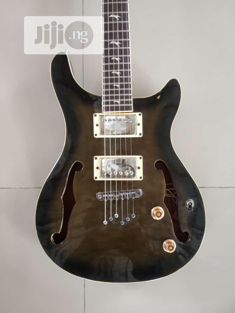 J And D Electric Guitar (Prs Style) With Bag | Musical Instruments & Gear for sale in Ojo, Lagos State, Nigeria