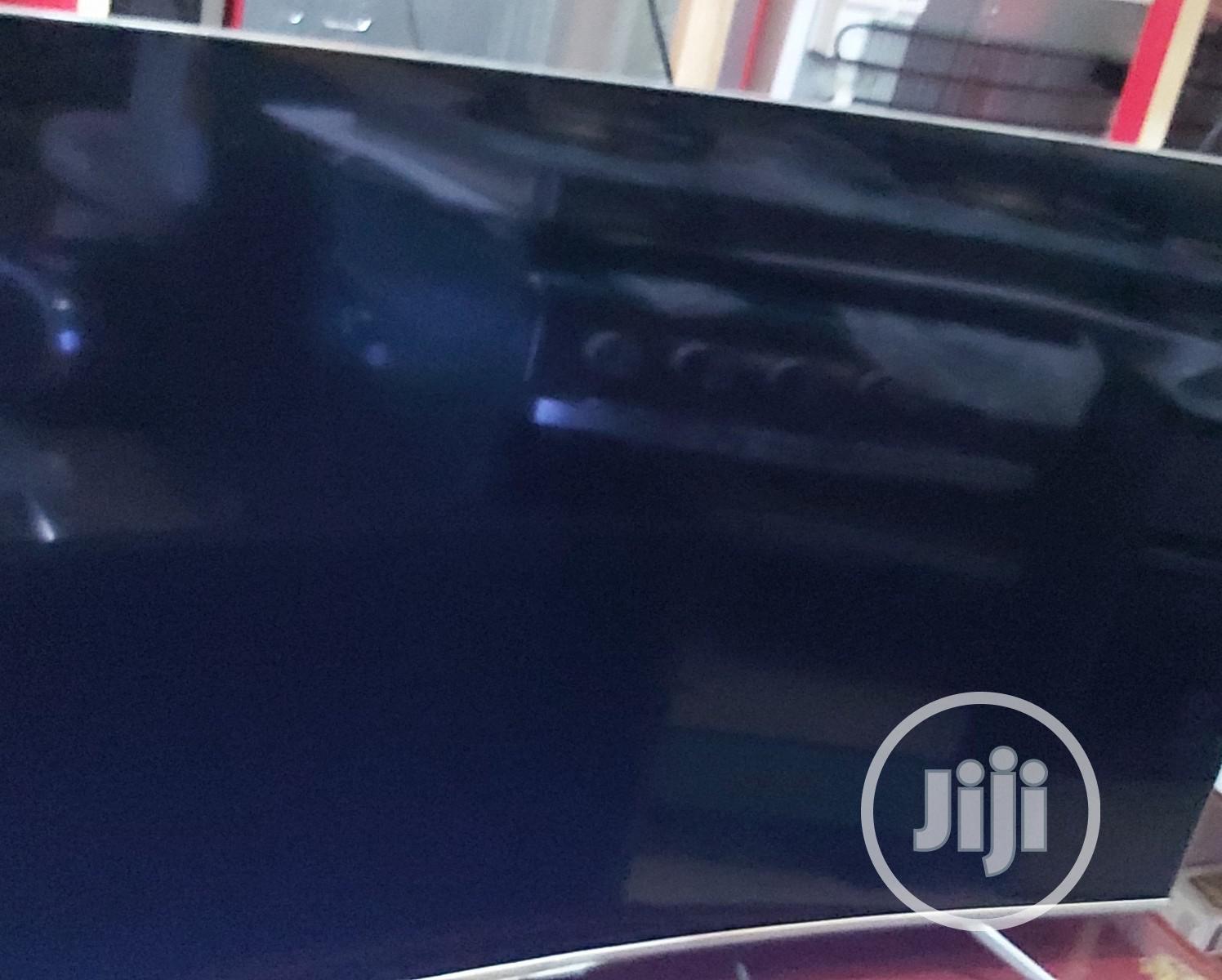 "Hisense 55""Uhd4k Curved TV | TV & DVD Equipment for sale in Gwagwalada, Abuja (FCT) State, Nigeria"