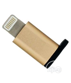 OTG Micro Adapter For iPhone   Accessories & Supplies for Electronics for sale in Lagos State, Ikeja