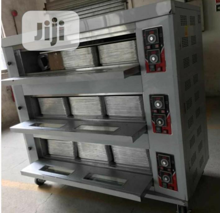 9 Trays Baking Oven