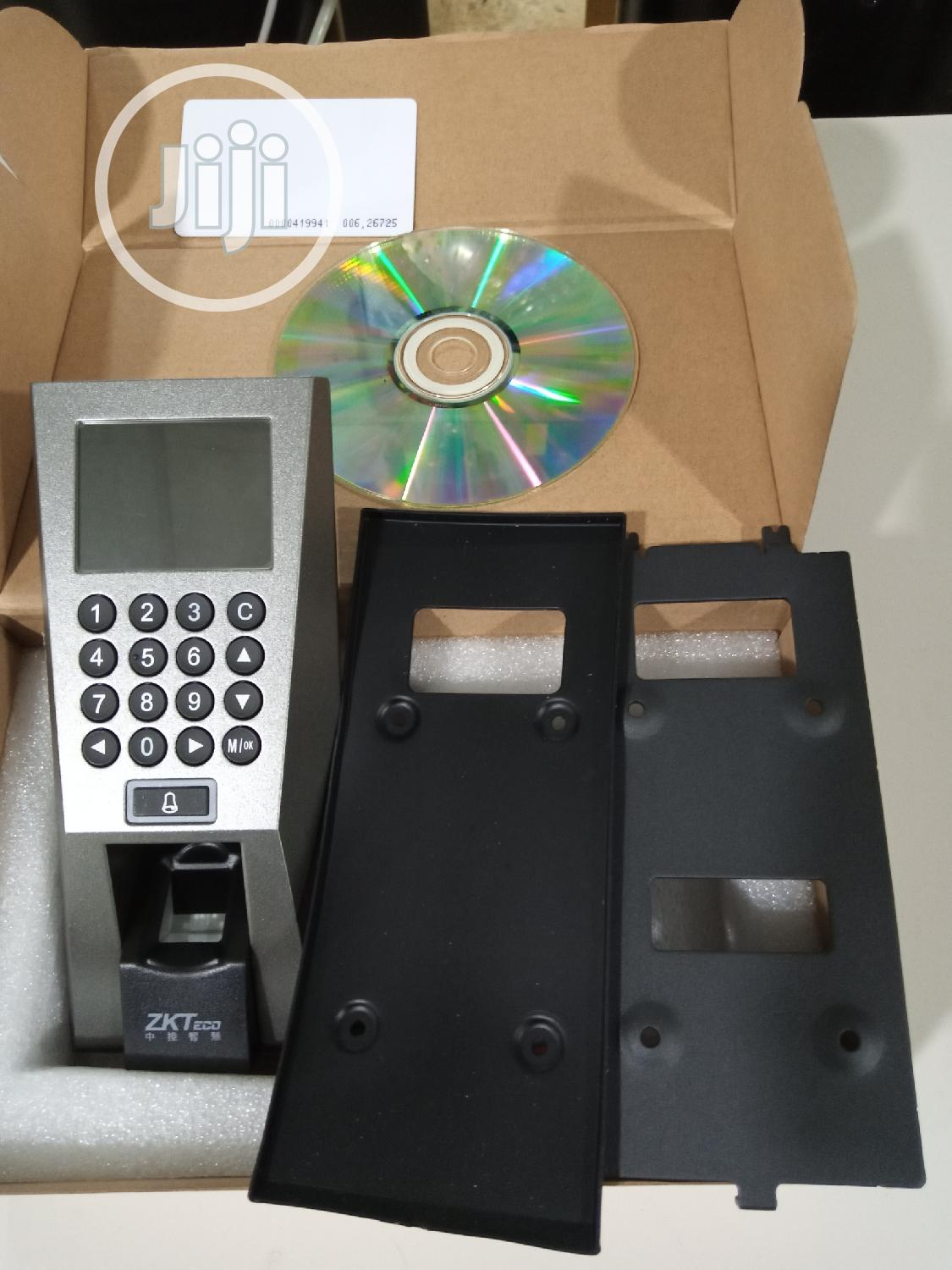 F18 Access Control/ Time Attendance System | Safety Equipment for sale in Wuse 2, Abuja (FCT) State, Nigeria