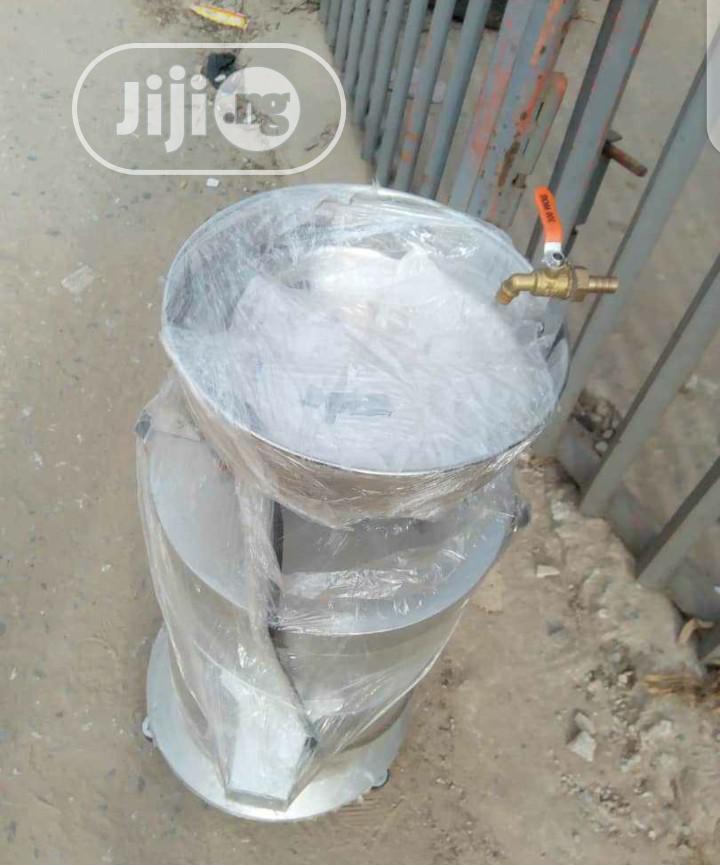 Tigernut Milk Extractor With Tap