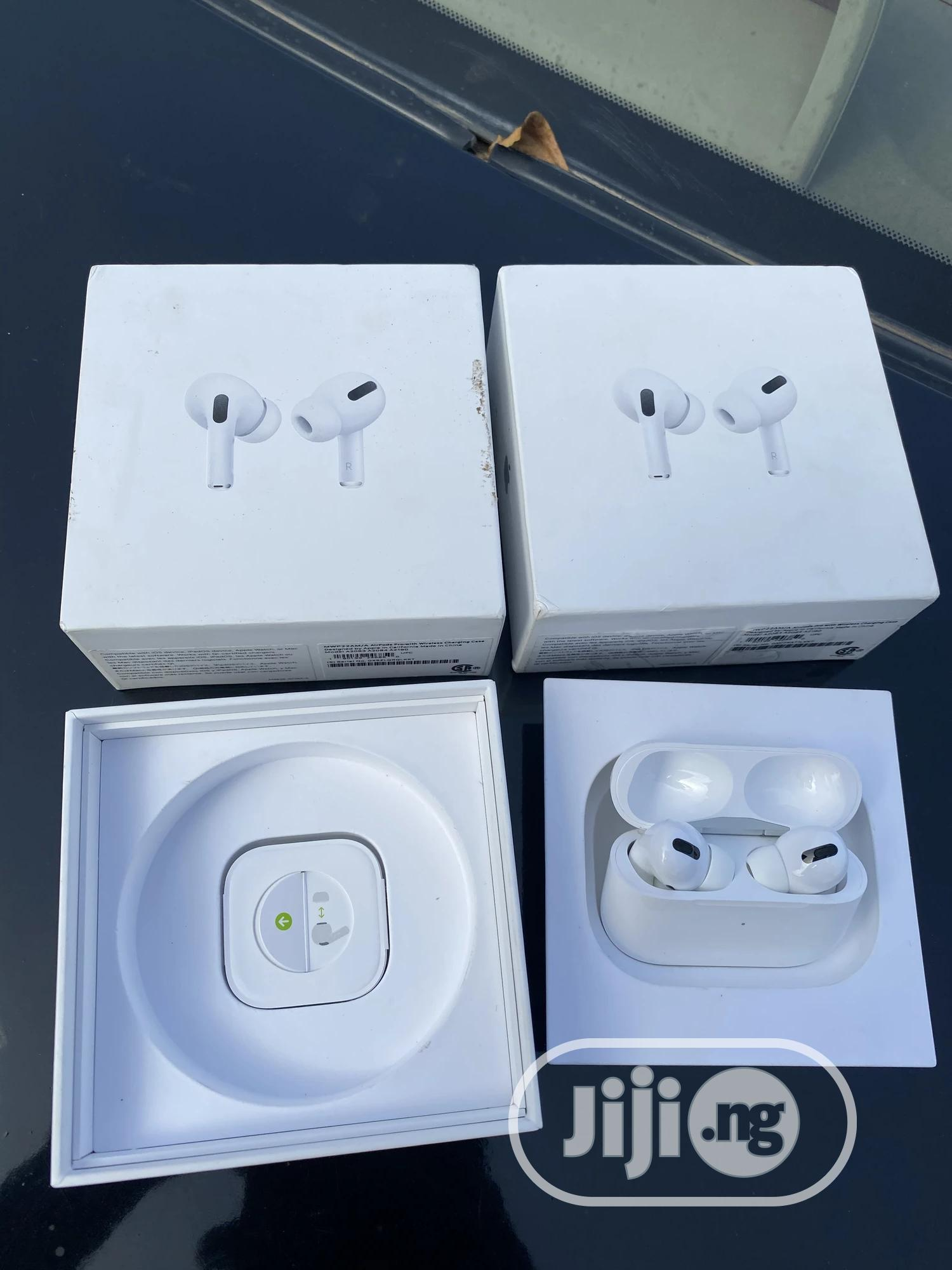 Airpod Pro | Accessories for Mobile Phones & Tablets for sale in Ikeja, Lagos State, Nigeria