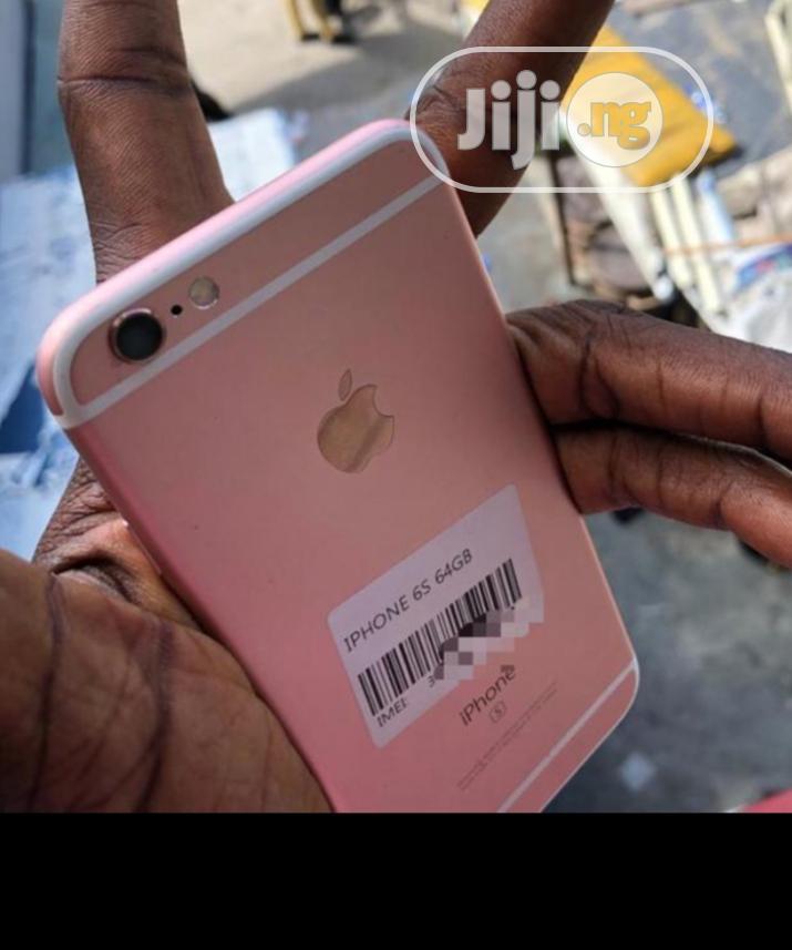 Apple iPhone 6s 64 GB | Mobile Phones for sale in Ikeja, Lagos State, Nigeria