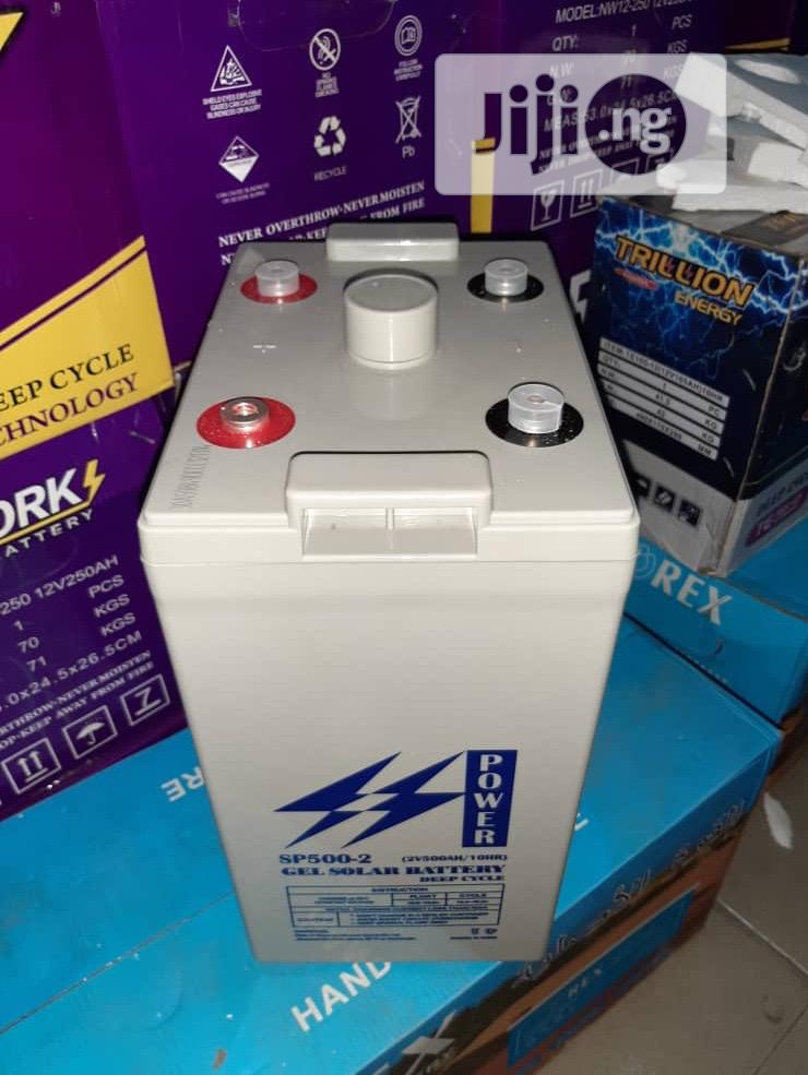 2v50ahs Battary Ss Power With Warranty