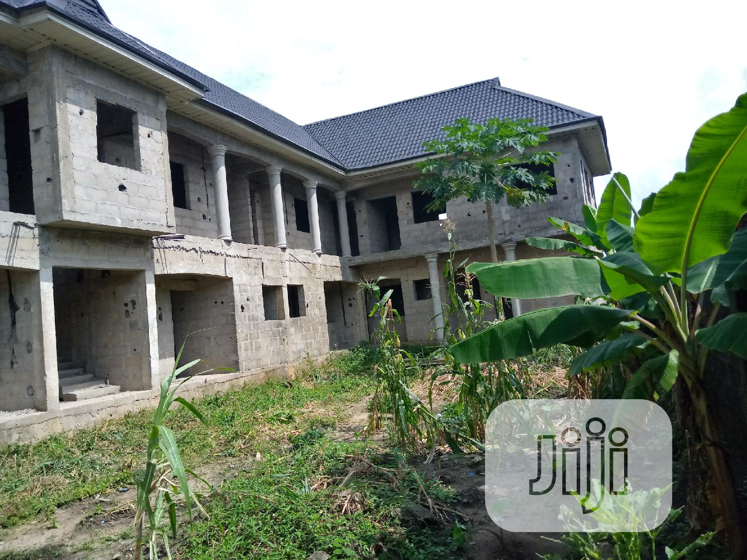Uncompleted Hostel For Sale