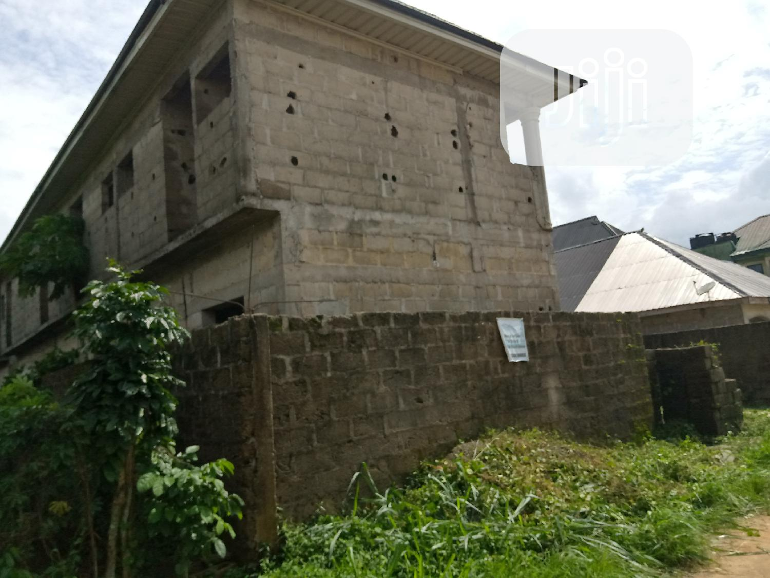 Uncompleted Hostel For Sale   Houses & Apartments For Sale for sale in Port-Harcourt, Rivers State, Nigeria