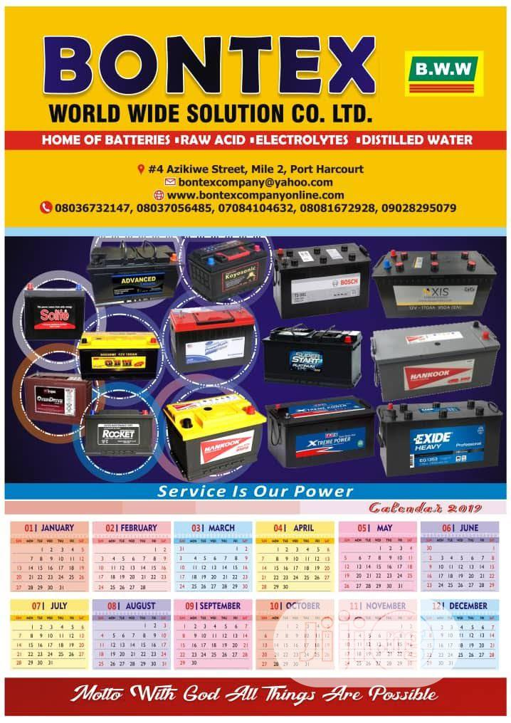 Home Of Batteries | Automotive Services for sale in Port-Harcourt, Rivers State, Nigeria