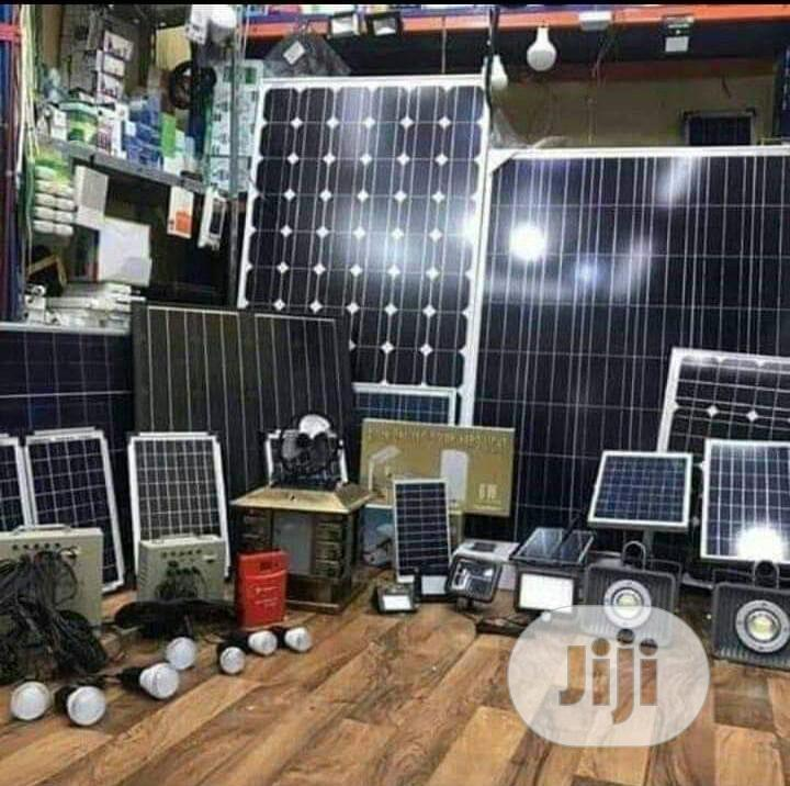 CCTV Cameras And Solar System Sales And Installations | Security & Surveillance for sale in Oshimili South, Delta State, Nigeria
