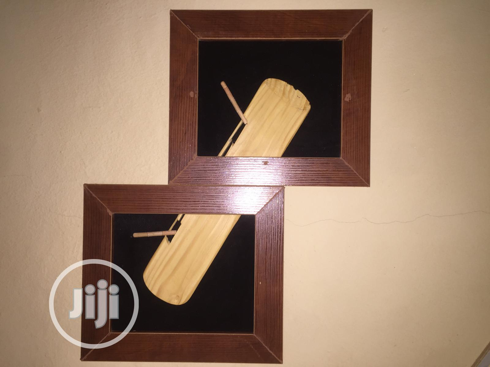 Cultural Musical Wooden Art Work | Furniture for sale in Gwarinpa, Abuja (FCT) State, Nigeria