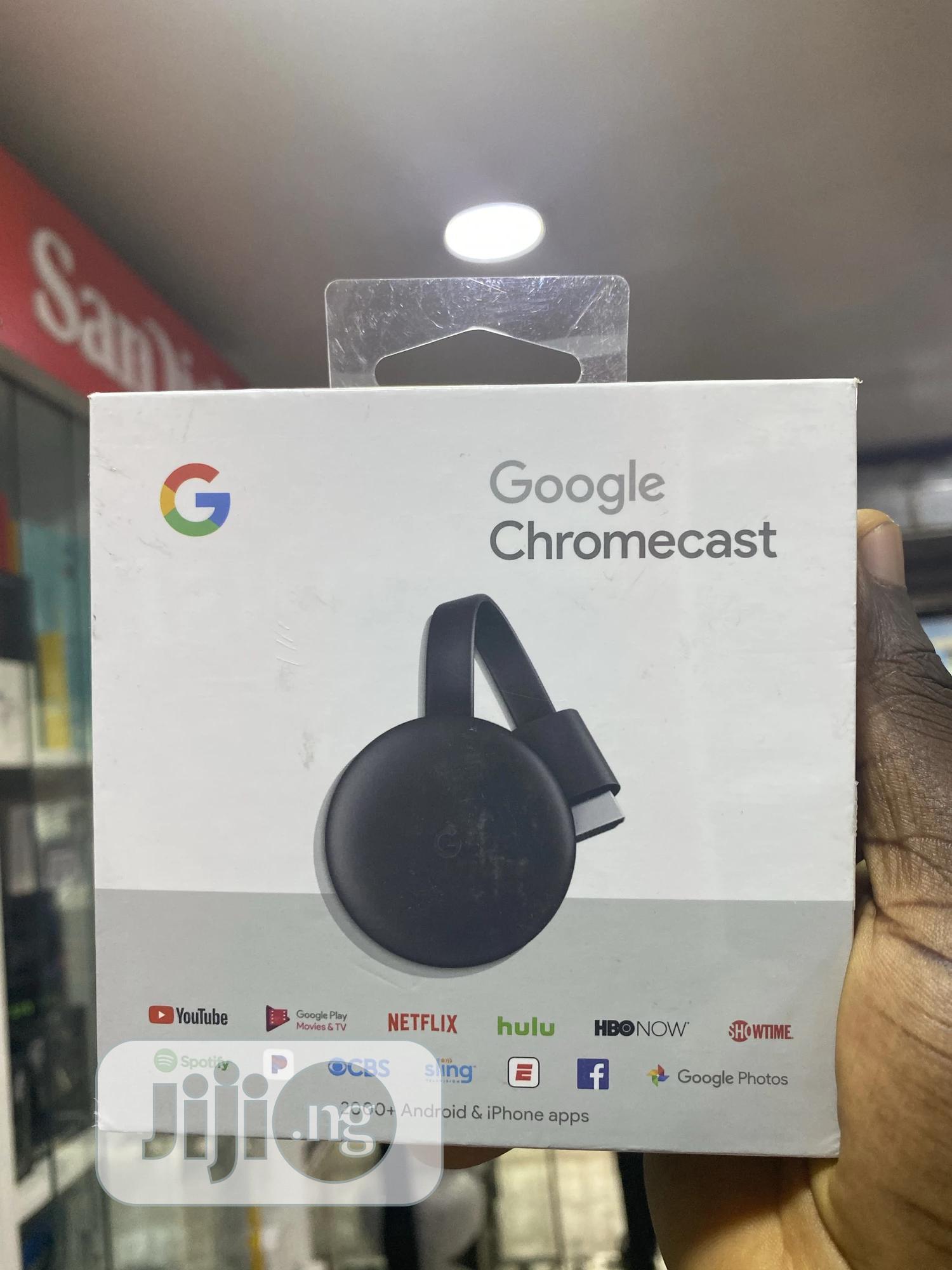 Google Chromcast Media Streaming Device