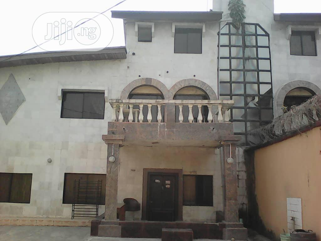 Archive: Executive Neat 5 Bedroom Duplex With A Miniflat Bq For Sale