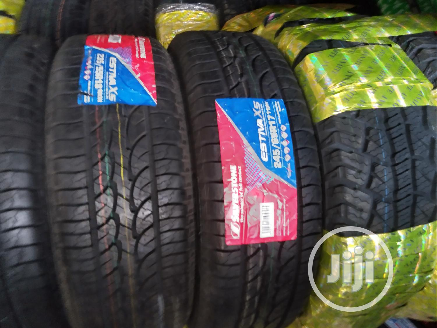 Quality Rims and Tyres | Vehicle Parts & Accessories for sale in Mushin, Lagos State, Nigeria
