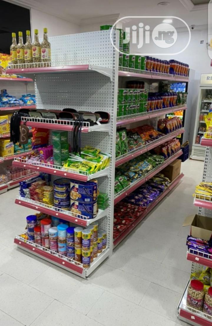 Shelves For Supermarket