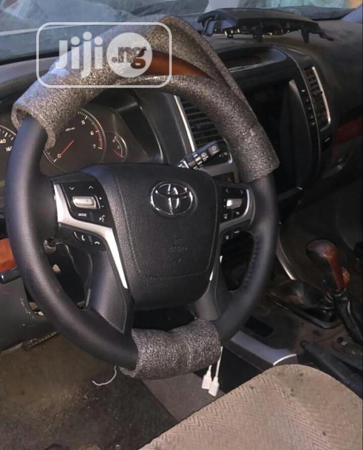 Steering Wheel Prado 2018