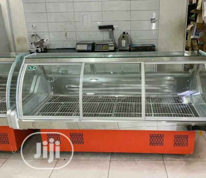 Meat Chiller 1.5m