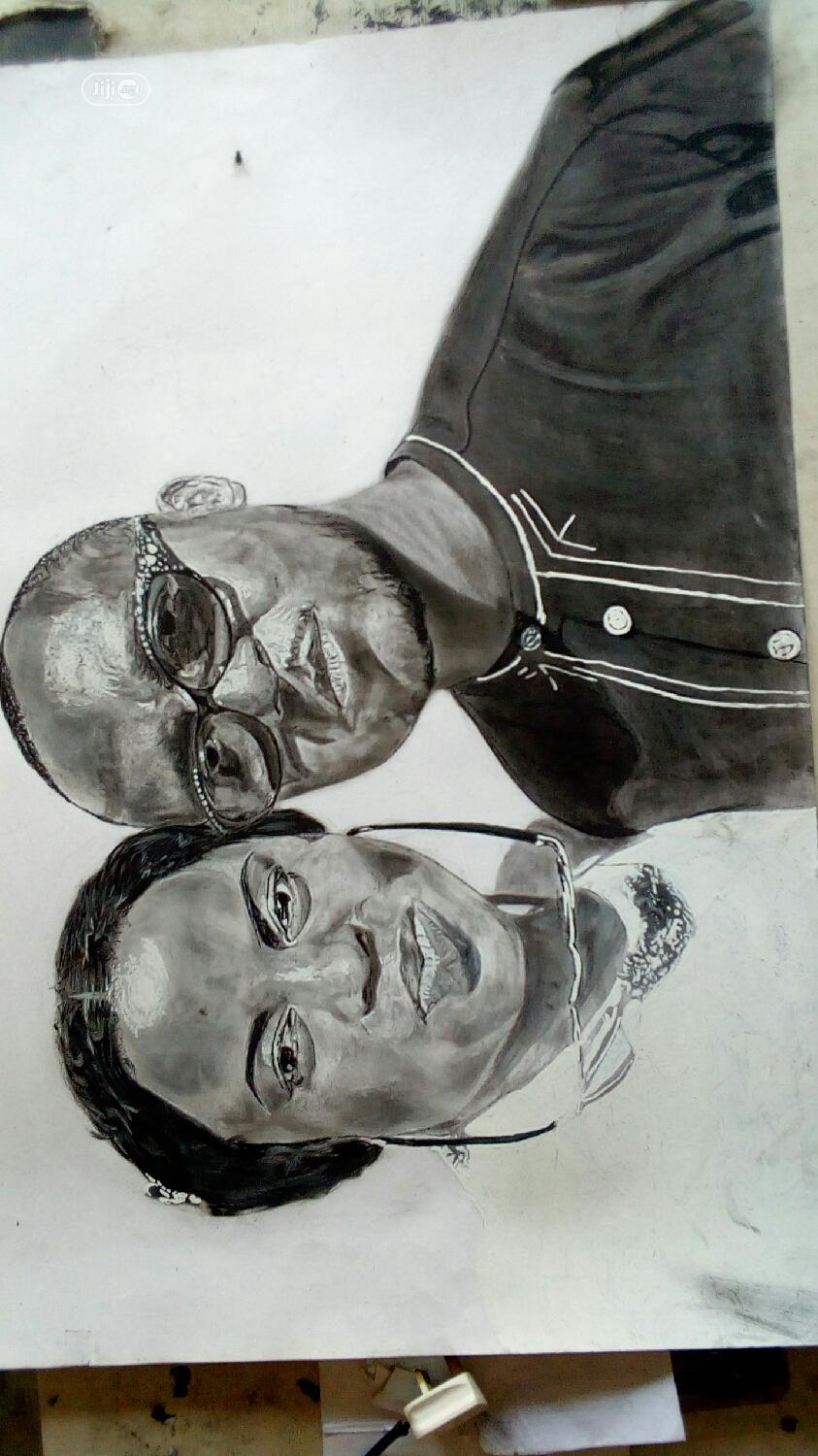 Paint and Pencil Artwork | Arts & Crafts for sale in Surulere, Lagos State, Nigeria