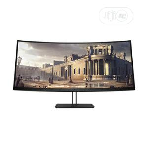 HP Z38c 37.5-inch Curved Display Monitor | Computer Monitors for sale in Lagos State, Ikeja