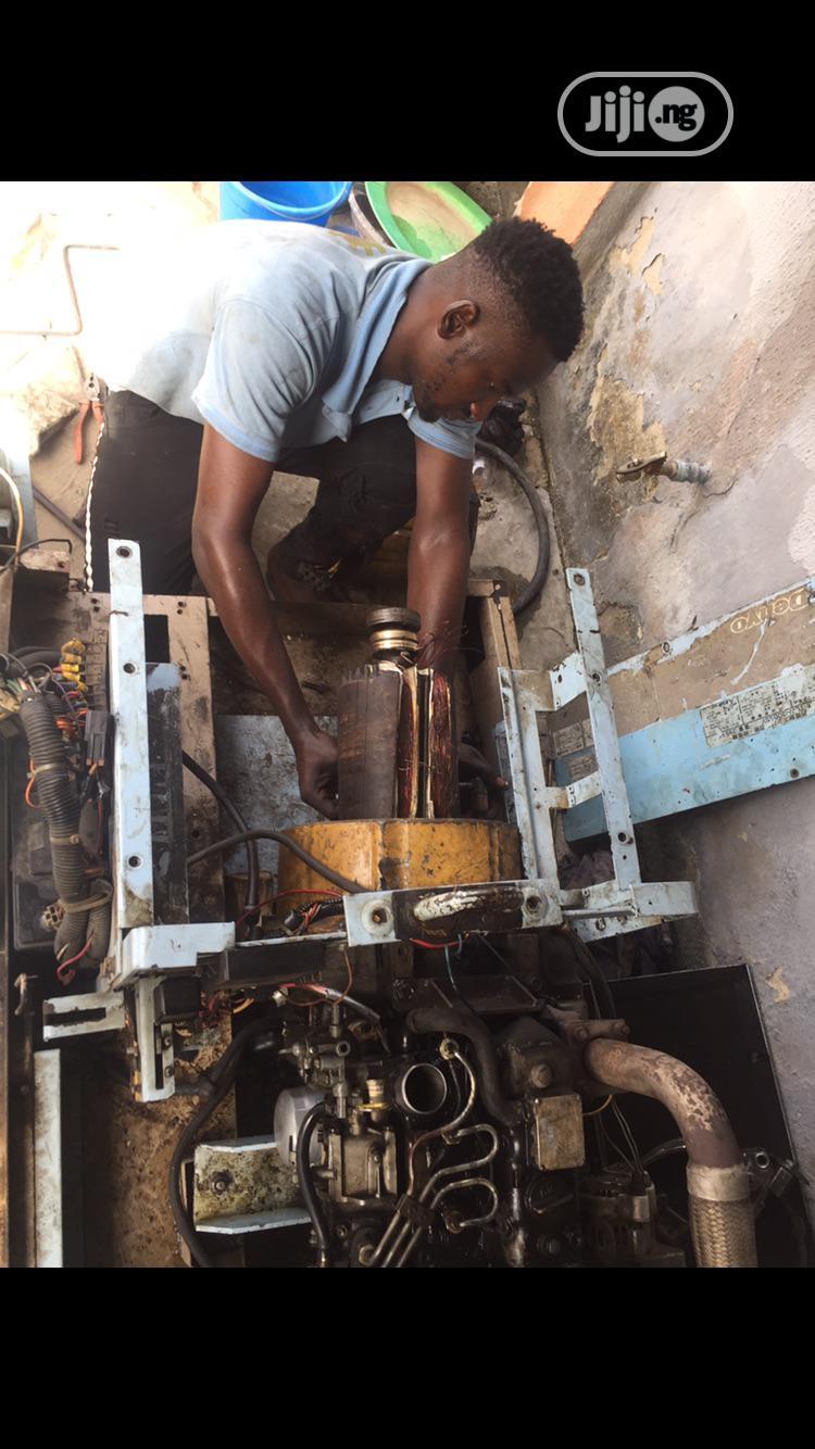 Repairs Of All Kinds Of Generators Diesel N Petrol
