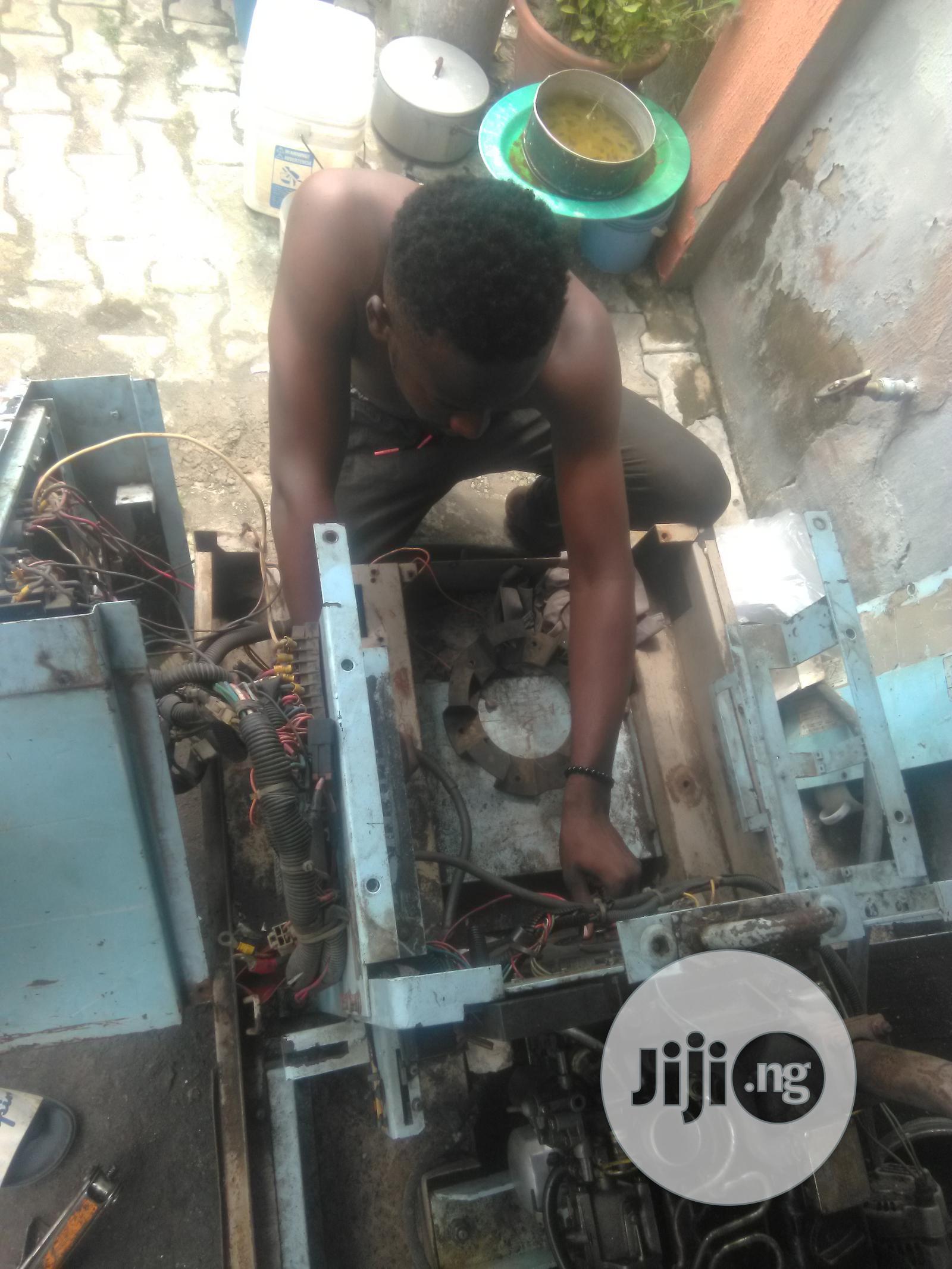 Repairs Of All Kinds Of Generators Diesel N Petrol | Engineering & Architecture CVs for sale in Surulere, Lagos State, Nigeria