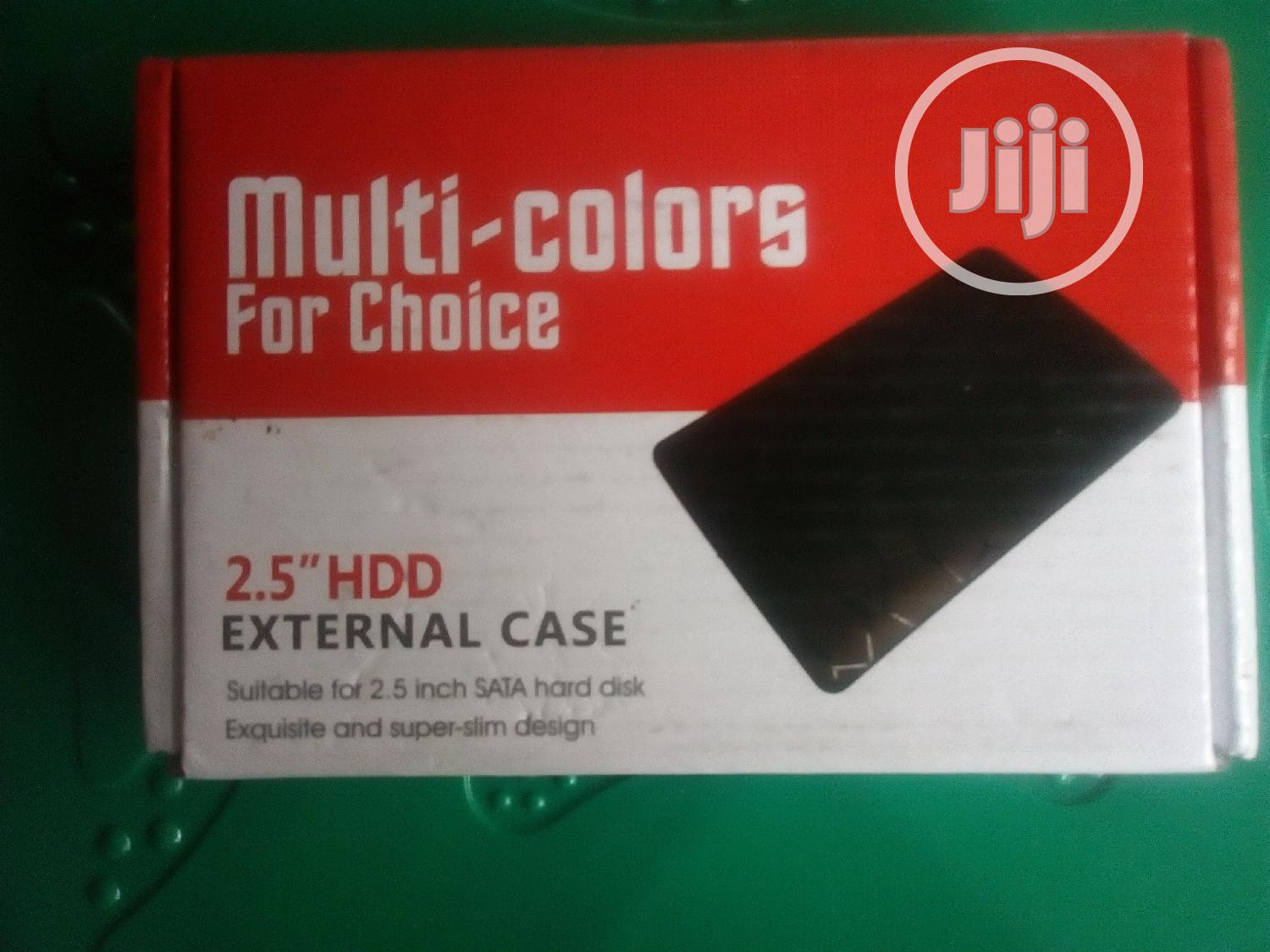 2.5 Hard Disk External Case | Computer Hardware for sale in Port-Harcourt, Rivers State, Nigeria