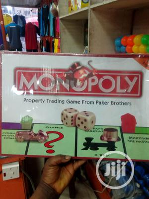 Adult Monopoly