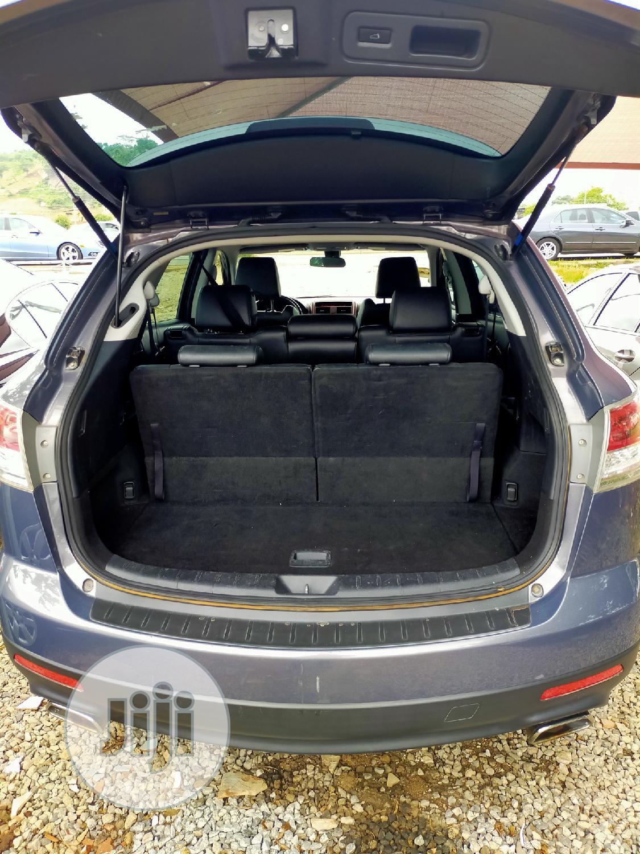 Mazda CX-9 Grand Touring 4WD 2008 Gray | Cars for sale in Gwarinpa, Abuja (FCT) State, Nigeria
