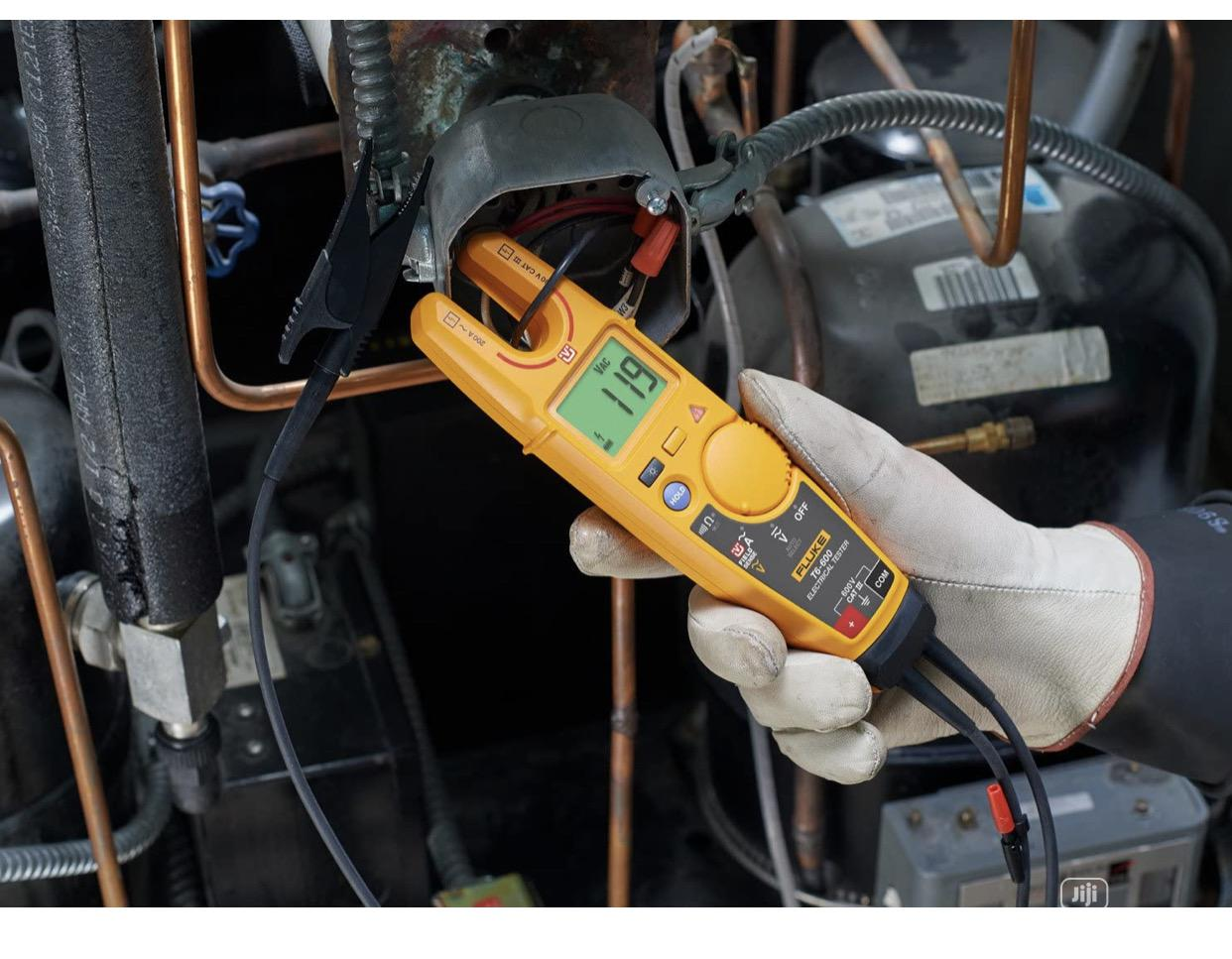 Fluke T6-1000 Electrical / Voltage Tester | Measuring & Layout Tools for sale in Ojo, Lagos State, Nigeria