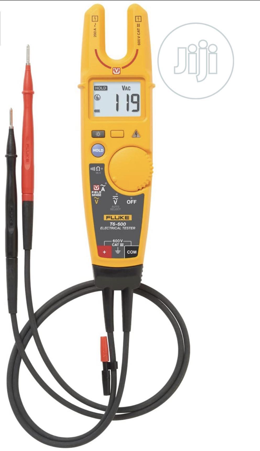 Fluke T6-1000 Electrical / Voltage Tester